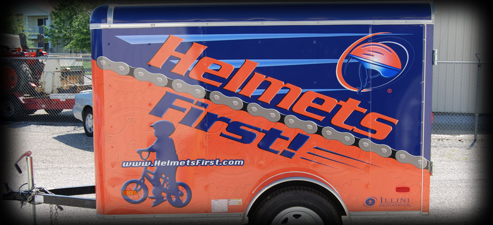 Vehicle and Trailer Wraps